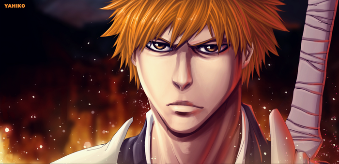 Bleach 612 by Yahik0