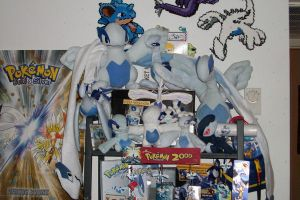 Lugia Plush Collection by F4y3