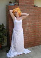 fire hair 11 by PhoeebStock
