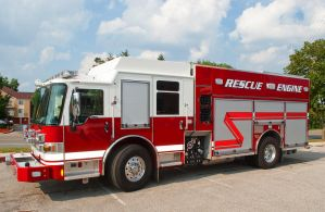 2014 Pierce rescue pumper PUC 3 by wolvesone