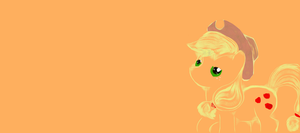 Applejack wall by TanMansManTan