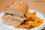 Salmon sandwich 1 by patchow