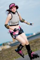 Air Gear - Ringo by Andy-K