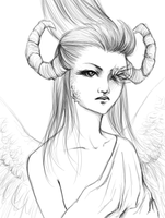 Aries by Rose333