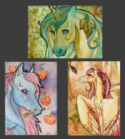 .: MLP ACEO's :. by Shien-Ra