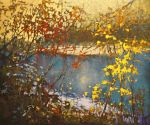 Glitter On The Creek by artistwilder