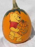 Pumpkin for Pooh by pumpkinmaster
