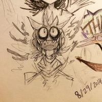 I overpowered Tord by moonster1