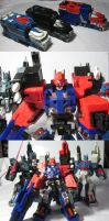 Transformers oldies by bokuman