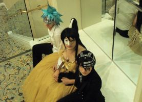 Ballroom Soul Eater by KoiCosplay