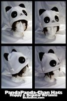 Hat: PandaPanda Chan by taeliac