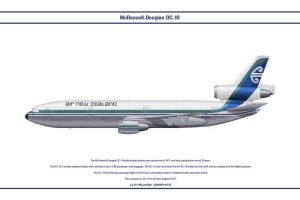 DC-10 Air New Zealand by WS-Clave