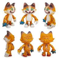 Wananeko resin figure (available Sunday 10th Aug) by ExoesqueletoDV