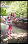 -League of Legends- Leona Iron Solari by GlicerinaCosplay