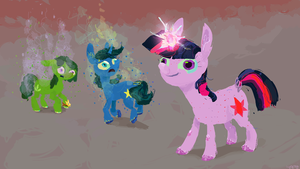 I vaporized the competition (3/4) by futuresparkle