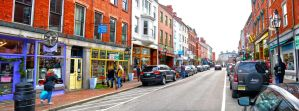 Portsmouth, New Hampshire by cagwa