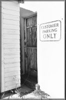 Customers Only by themourningdove