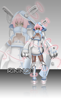 Nimbus Adoptable 9 (CLOSED) by Ririkou-Adopts