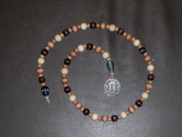 Pagan Prayer Beads by Shara-Moonglow