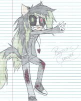Psychotic Creeper by Khrys-Faolan