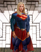 Supergirl by thirdmortal