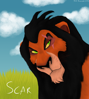 King Scar of the PrideLands by MaeraFey