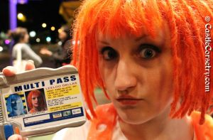LeeLoo Dallas Multipass by CastleCorsetry