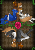 Fleurs du Jour by Kayra-Wolfy