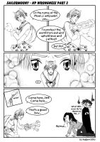 SailorMoony - HP Wrongness Pt2 by mirime