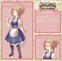 Blossom Town - Lucette by Wasil