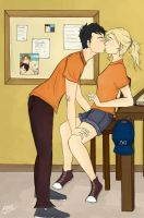 Percabeth by Rocio162