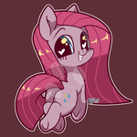 Pinkamena by abc002310