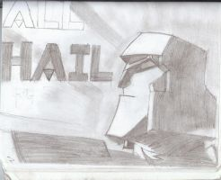 All Hail Megatron by CycloneDeathMetal