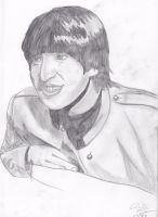 John Lennon by The-Girl-Who-Waited