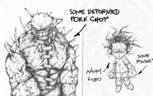 PORKCHOP - ROUGH by thief6
