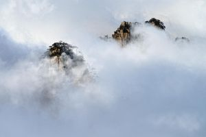 Huang Shan Mountain-36 by SAMLIM