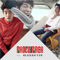 Photo Pack Ericnam #3. by victoricaDES