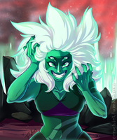 Malachite by MetalPandora