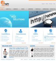 Agile E Solution Template02 by drmaxmad