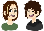 AND WE'RE THE GAME GRUMPS! by Abirin