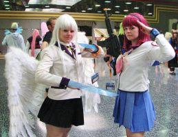 Angel Beats ACen 2013 by Teddy-sol
