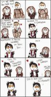 Dragon Age Origins: Gifts Solve Everything by DivaXenia