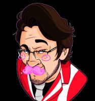 The Infamous Wilford Warfstache by StrangeNocturne