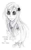 .: Hime :. by art-meets-words
