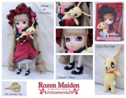 Rozen Maiden Shinku Full Set by ILICarrieDoll