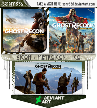 Ghost Recon - Wildlands by sony33d