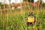 The Beginning of Wall-E's Adventure by MRAFPhotoworks