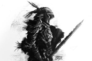 Crow Warrior by Dream-of-This