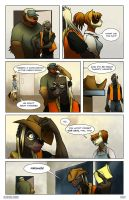 HANKED: Denis - pg16 by grungepuppy