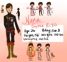 Nana Ref [New] by papyrus-tree